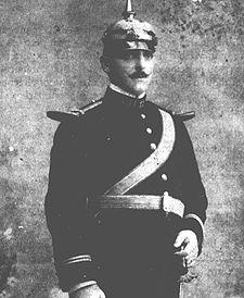 Le capitaine Ramón Arnaud