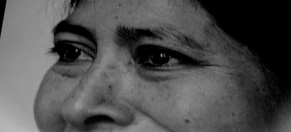 Jacinta Francisco Marcial, injustement accusée du délit de privation de liberté, a été libérée hier soir